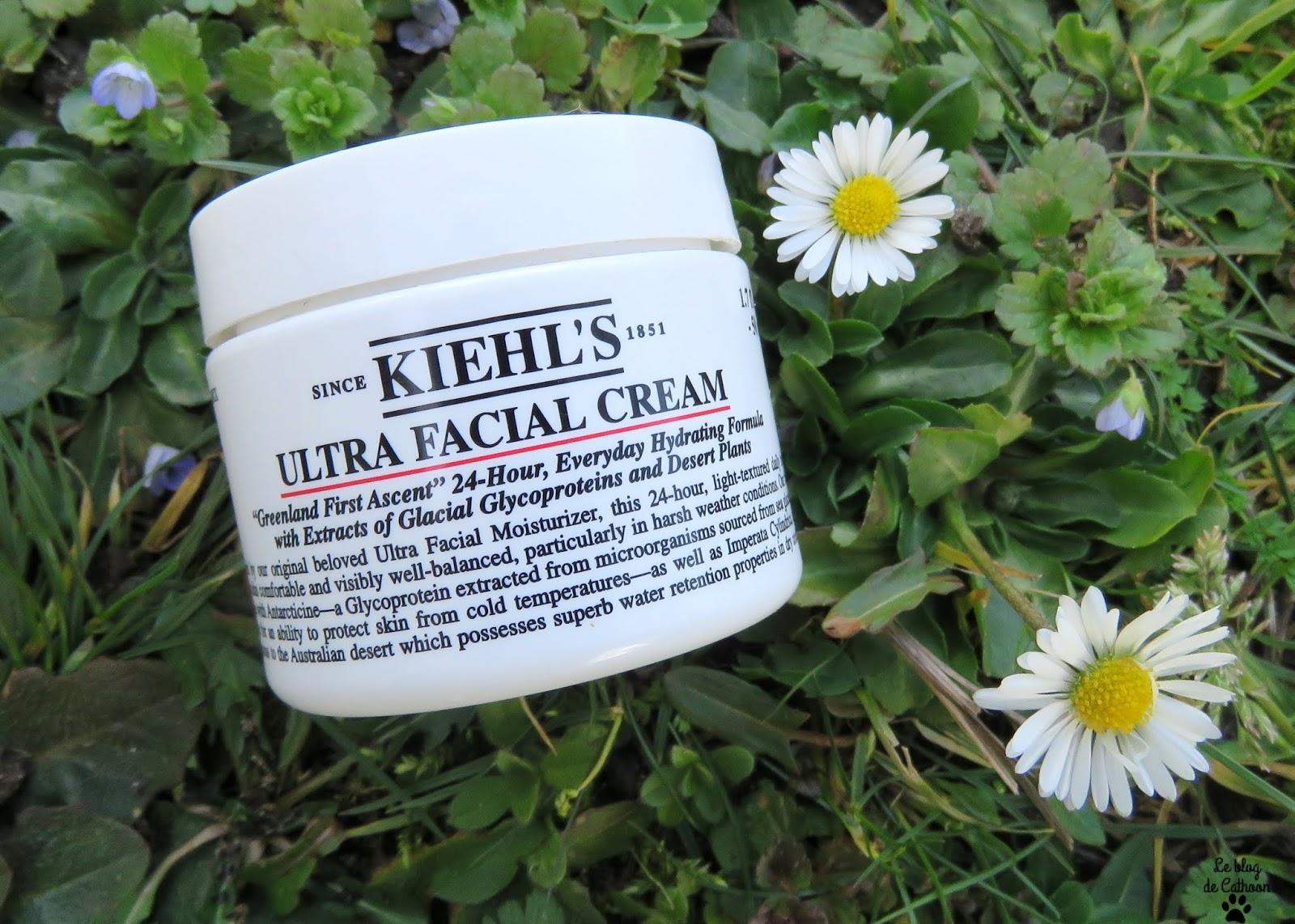 Ultra Facial Cream - Crème Hydratante - Kiehl's