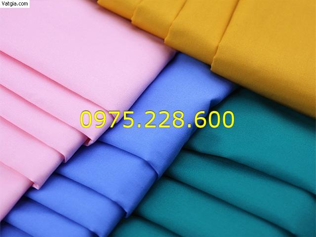 Chuyên thu mua vải thời trang tồn kho giá cao