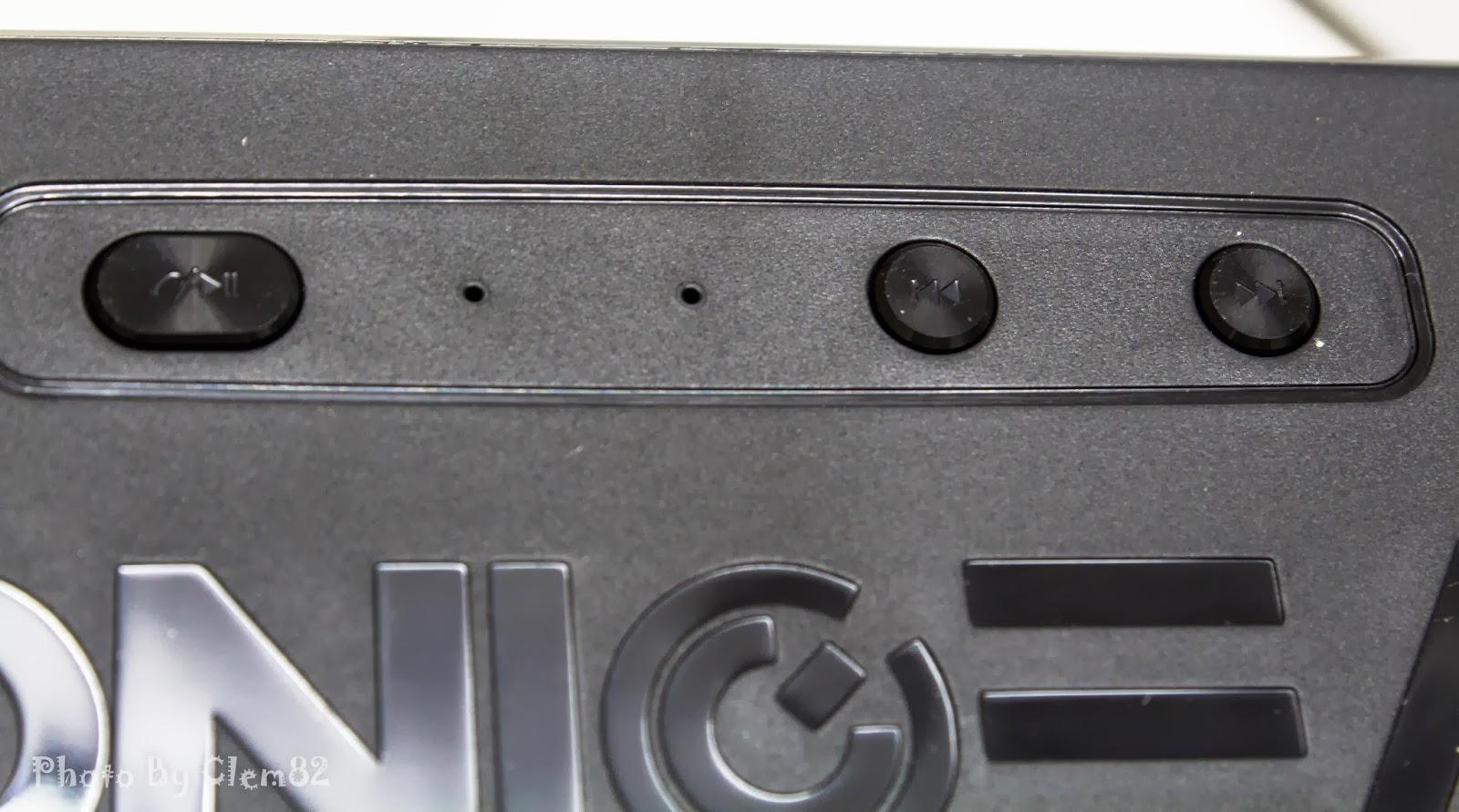 Opening Pandora's Box: SonicGear Pandora Wireless Bluetooth Media Player Series 27