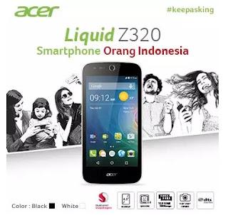 manfaat fitur Acer Liquid Z320 bagi keluarga