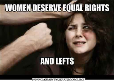 If womens deserve equality