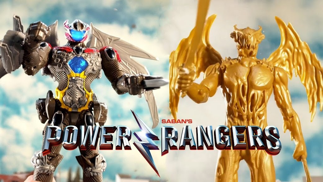 "Revelado o visual de Goldar em ""Power Rangers: O Filme"""
