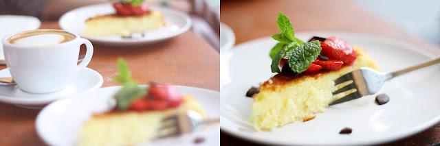 Kuchen Käsekuchen