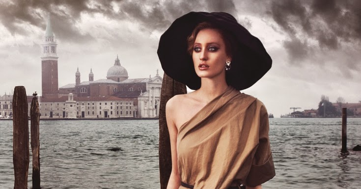 Duchess For A Night Photographed By Lior Susana For: Duchess For A Night: Enya Bakunova By Lior Susana For