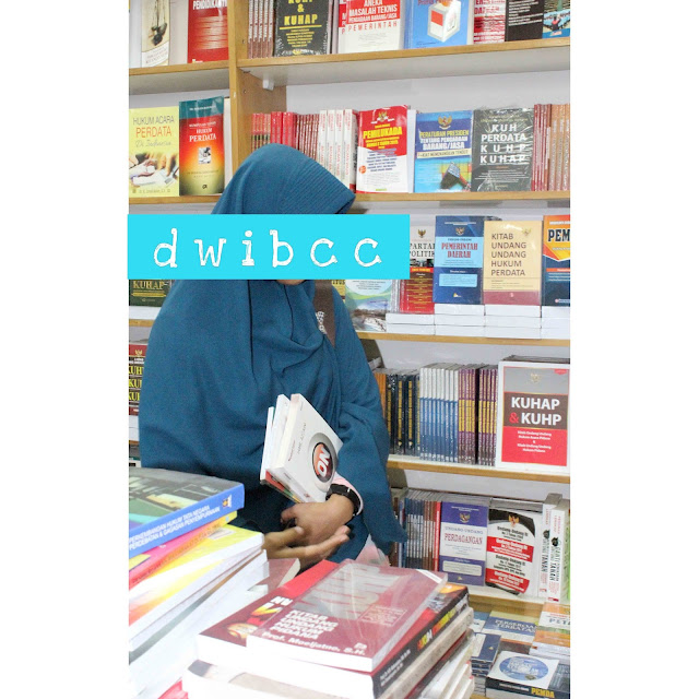 Foto dwibcc di Toko Buku