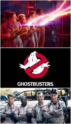 Ghostbusters 1987 versus Ghostbusters 2016