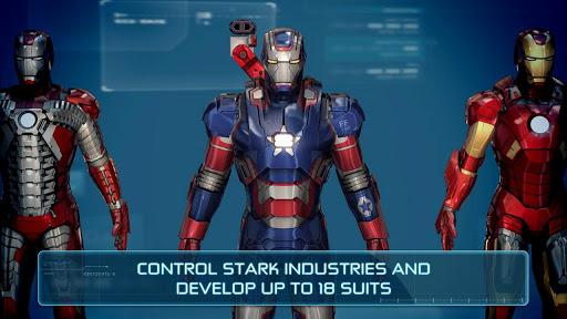 armor Iron Man 3