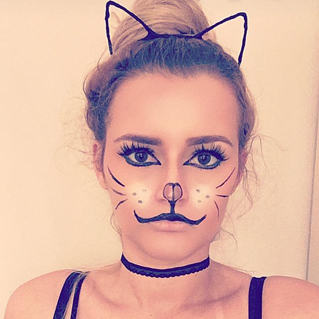 Lovelaughslipstick blog - Halloween Cat Makeup Looks