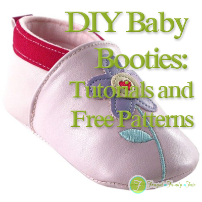 Leather Baby Shoe Patterns Free
