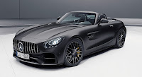 Giá xe Mercedes AMG GT Roadster