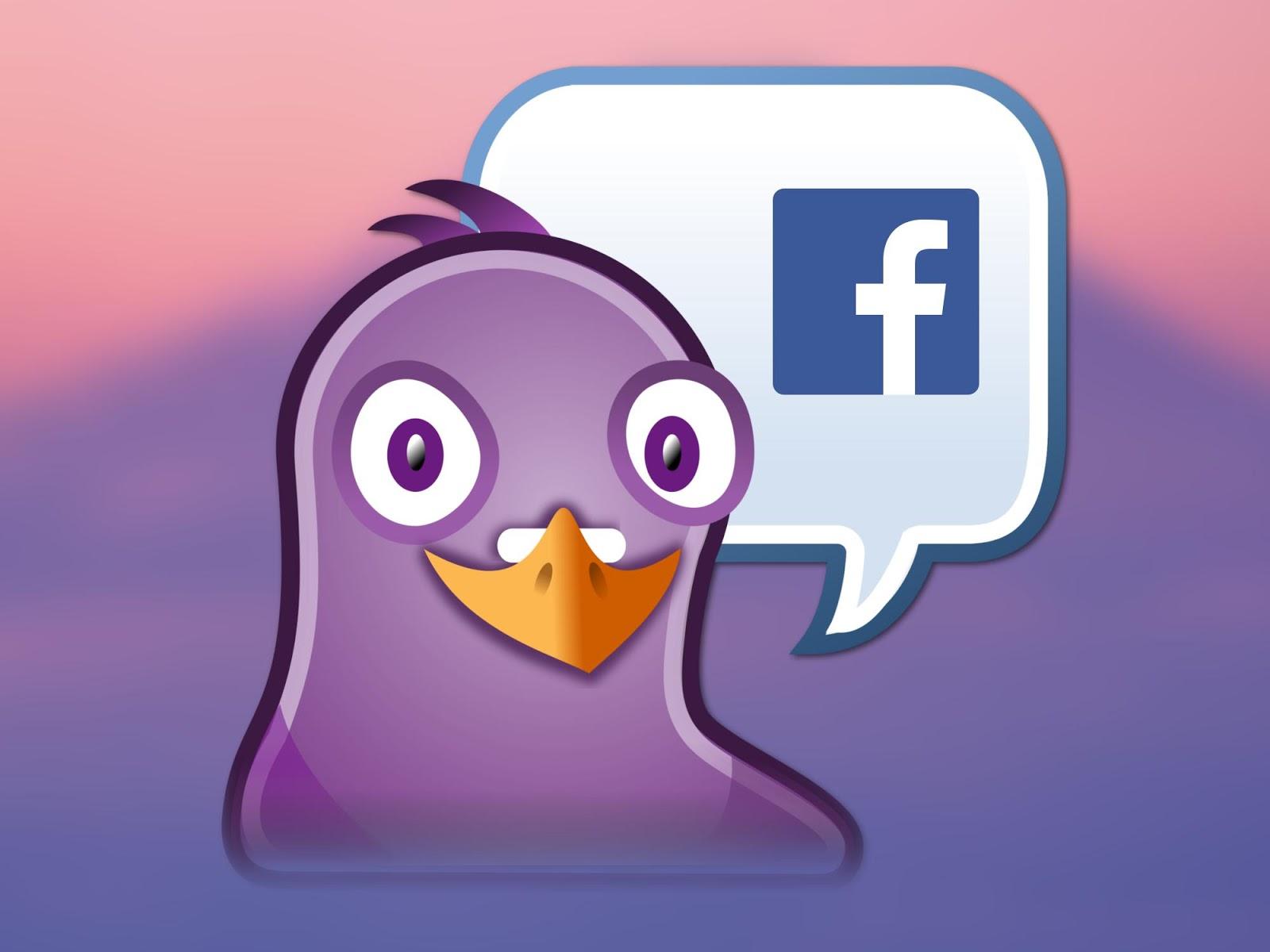 Technopic: Pidgin Still Supports Facebook Messenger! Here's