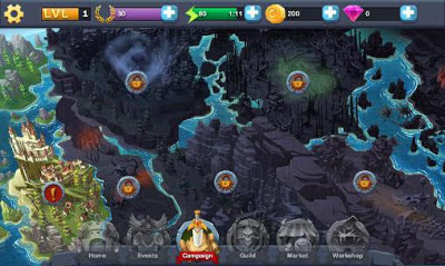 Download Order Of Champions V1.0.109 Apk
