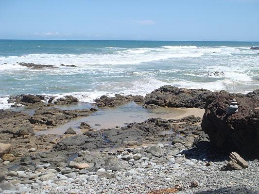 trilha praia itacare