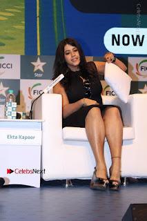Ekta Kapoor Anurag Kashyap & Ramesh SippyAt at FICCI FRAMES 2017  0019.JPG