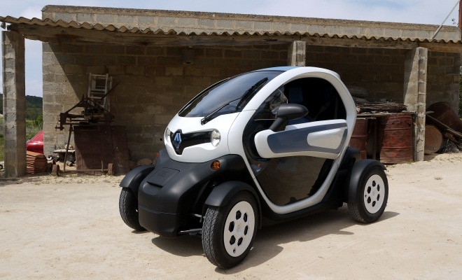 Renault Twizy Colour edition