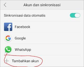 Cara Membuat Email Gmail di Android 3