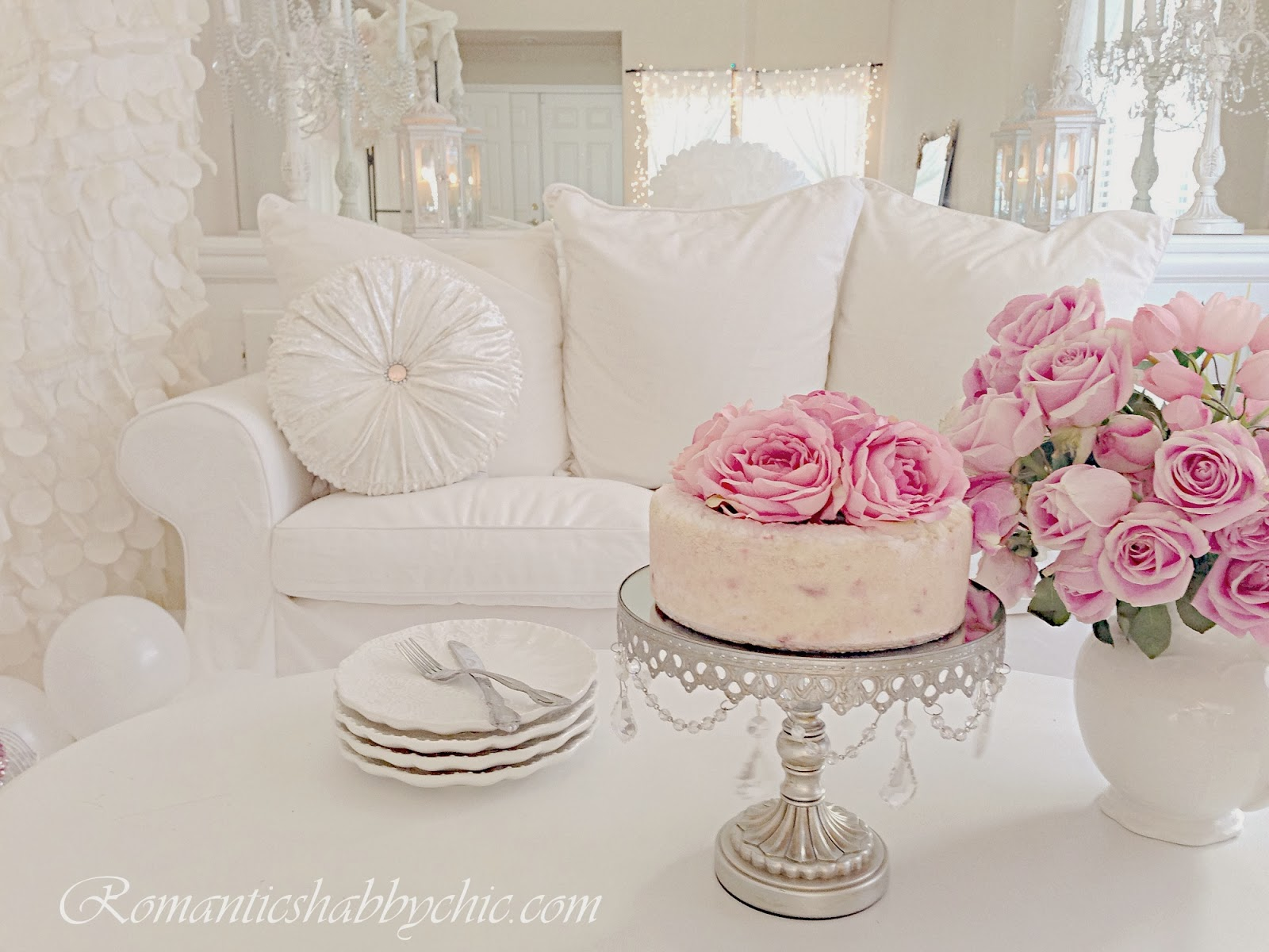 Romantic Shabby Chic Home: Romantic Shabby Chic blog