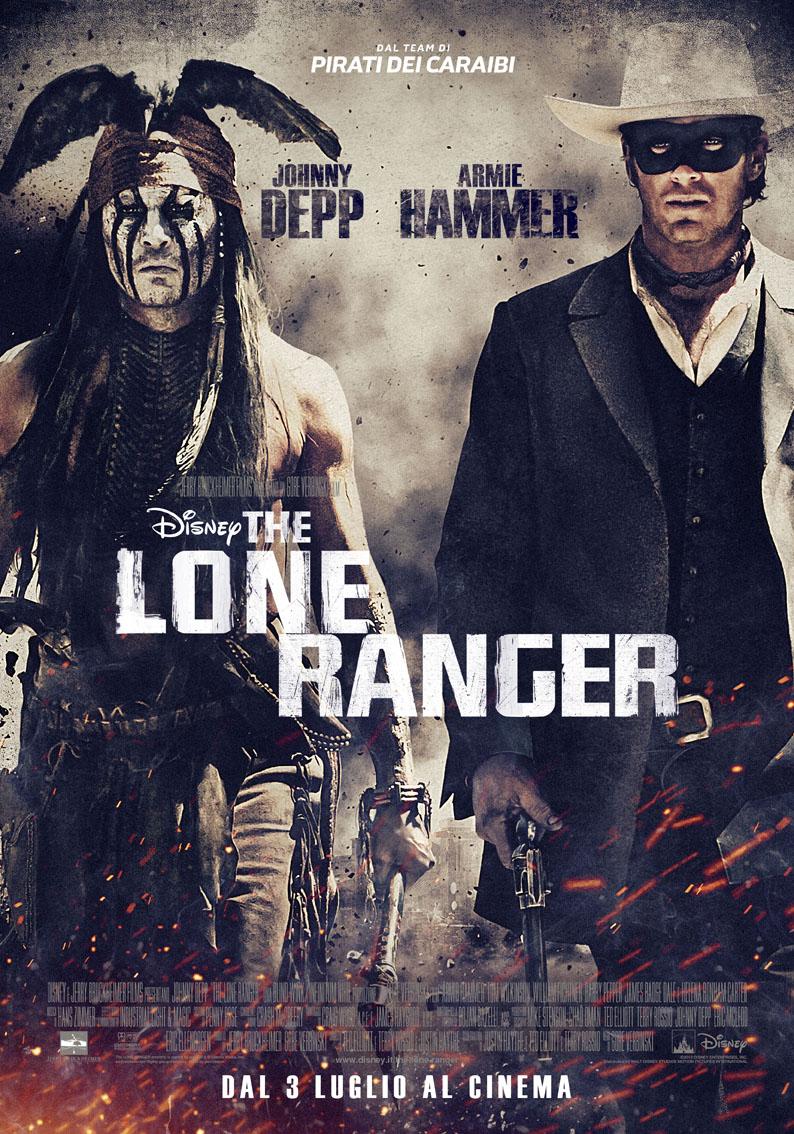 The Lone Ranger Stream