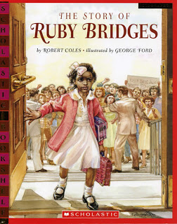 Good Books For Young Souls Ruby Bridges Goes To School