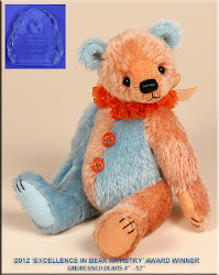 EXCELLENCE IN BEAR ARTISTRY AWARD WINNER 2012