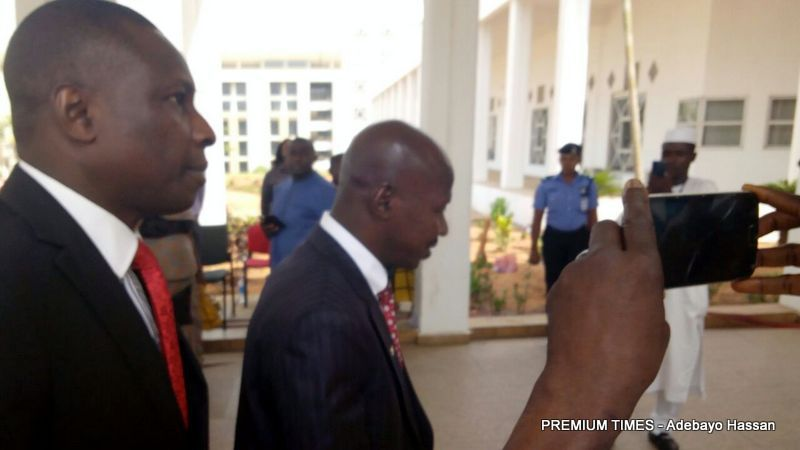Twitter On Fire As Senate Rejects Magu's Nomination As EFCC Chairman The 2nd Time