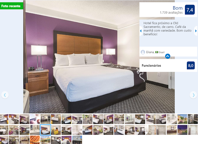 Hotel La Quinta Inn Sacramento Downtown para ficar em Sacramento