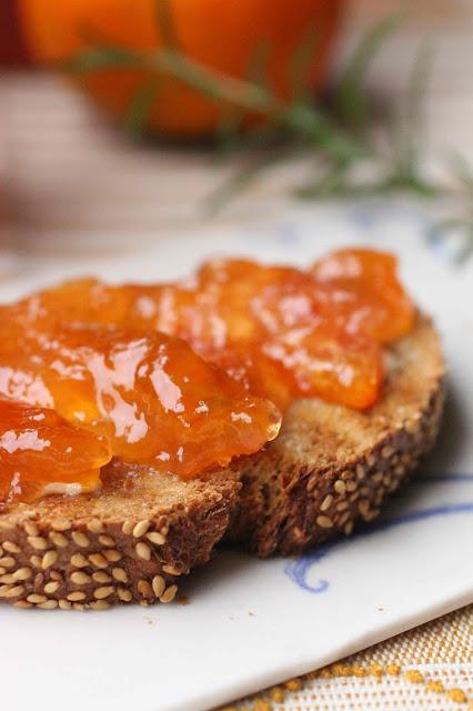 confiture d'oranges recette facile