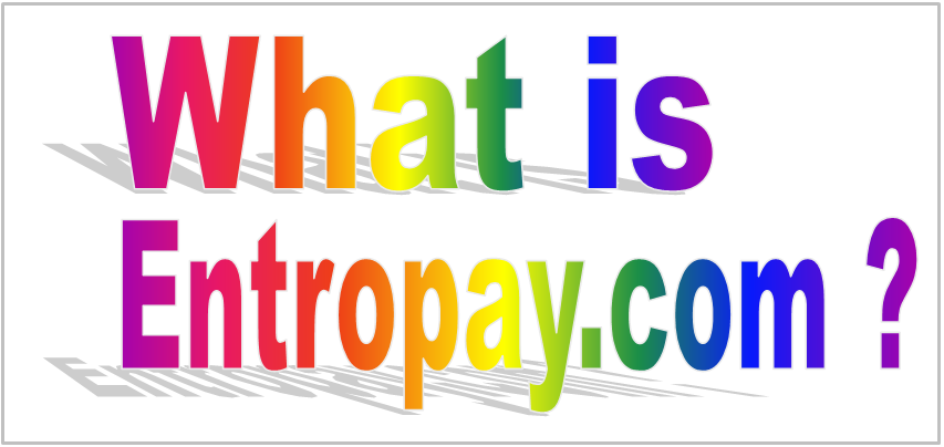 What is Entropay.com ?