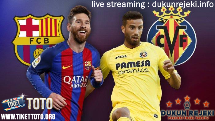Prediksi Skor Pertandingan Barcelona Vs Villarreal 25 September 2019