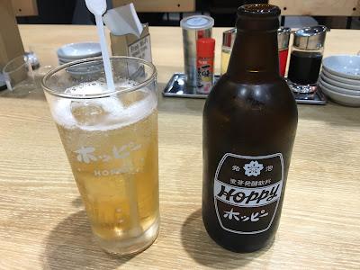 れんげ食堂Toshu(東秀)のホッピーセット