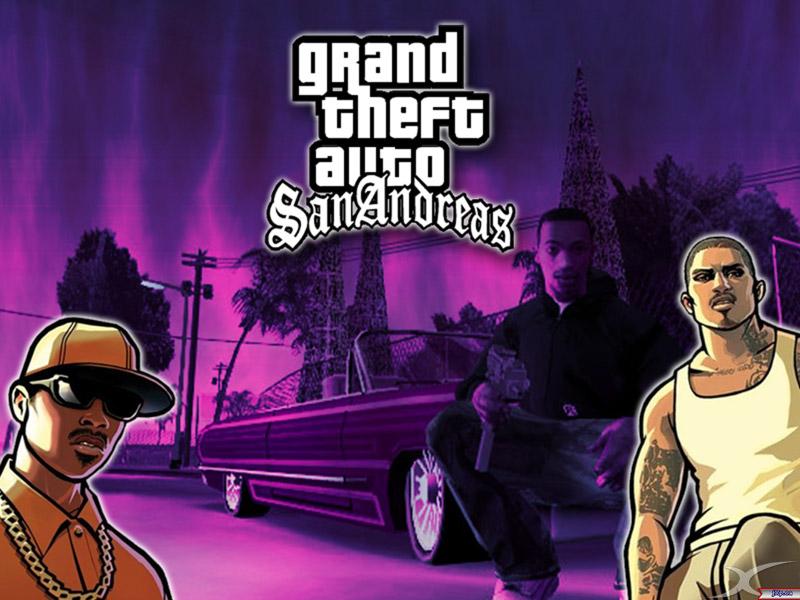 GTA San Reas Game Free Download Full Version