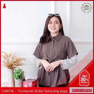 Jual RRJ193A119 Atasan Gera Top Wanita Sy Terbaru Trendy BMGShop