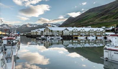 Hotel Islandia - Alojamiento Islandia
