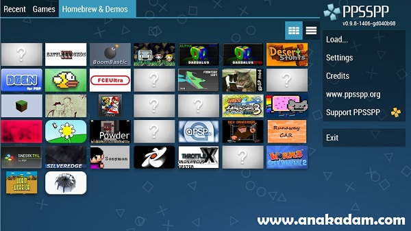 Download Game PPSSPP Ukuran Kecil