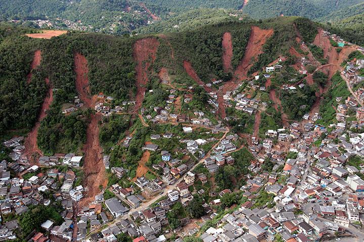 Brazil Natural Disaster
