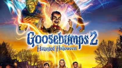 Goosebumps 2 Haunted Halloween 2018 Hindi 300MB Dual Audio 480p HDTS