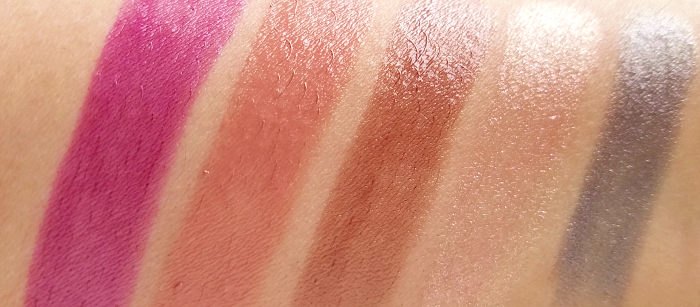 Swatches: L´Oréal Paris - Color Riche Shine Addiction Lipsticks - likaaboss, mlbb, hot irl, bae, gilsnight