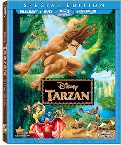 Blu-ray Review - Tarzan: Special Edition