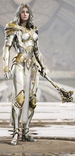 Serath hero paragon
