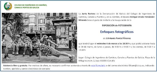 Todos los derechos reservados, compartidos del artista y el Colegio de Ingenieros de Galicia