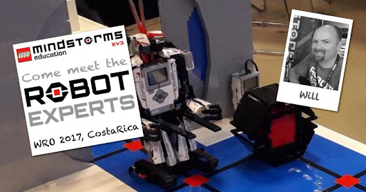 MINDSTORMS Experts at World Robot Olympiad Costa Rica