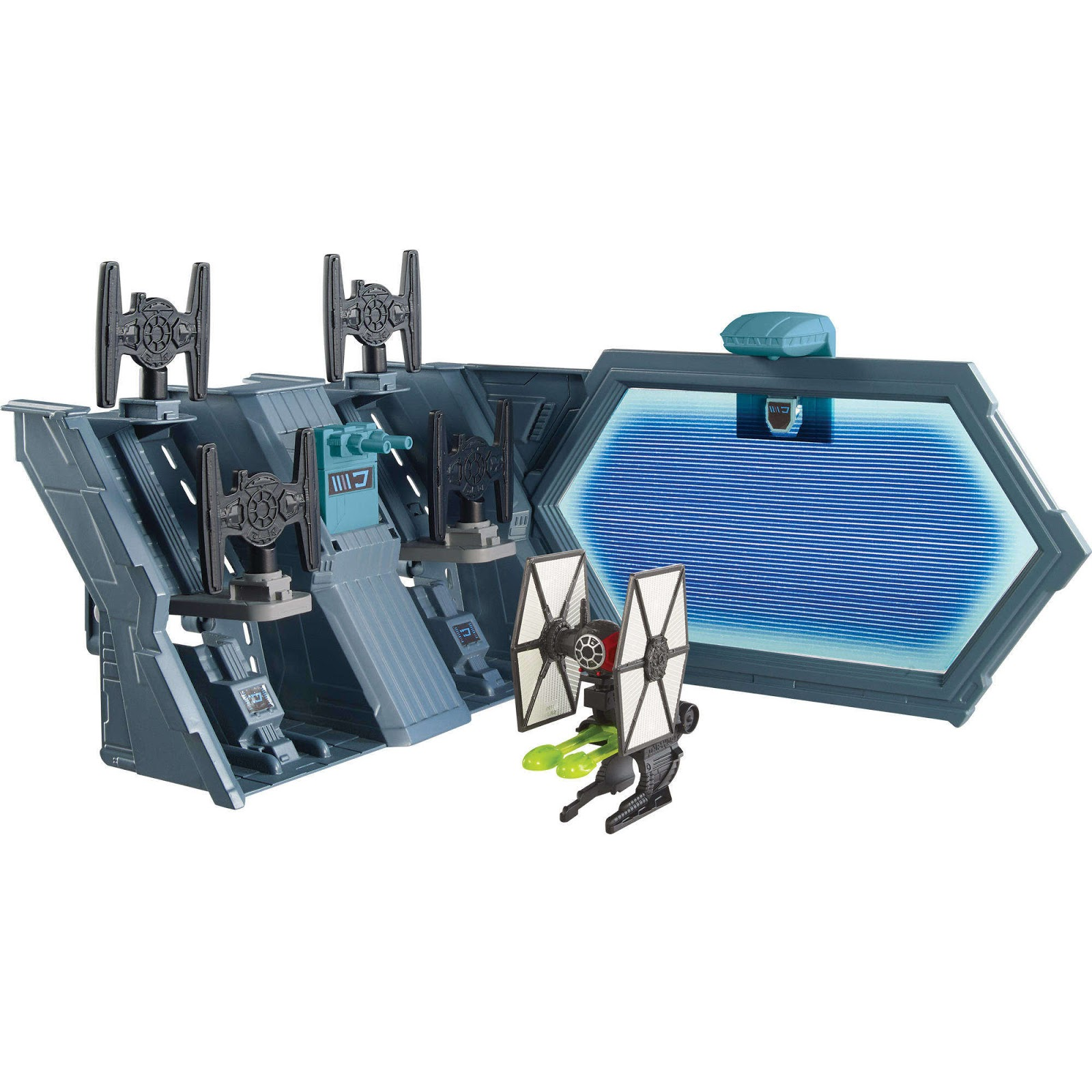 7267f6186c32 Walmart has the Hot Wheels Star Wars Starship TIE Fighter on sale for $9.51  (regularly $14.97).