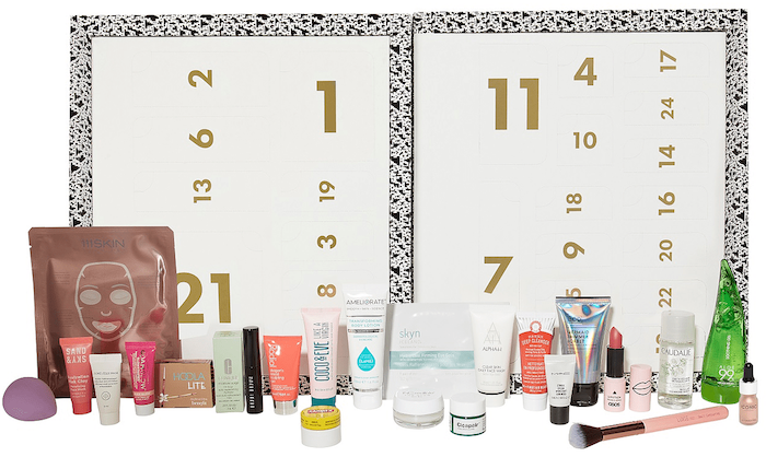 ASOS Beauty Advent Calendar 2018 spoilers, contents