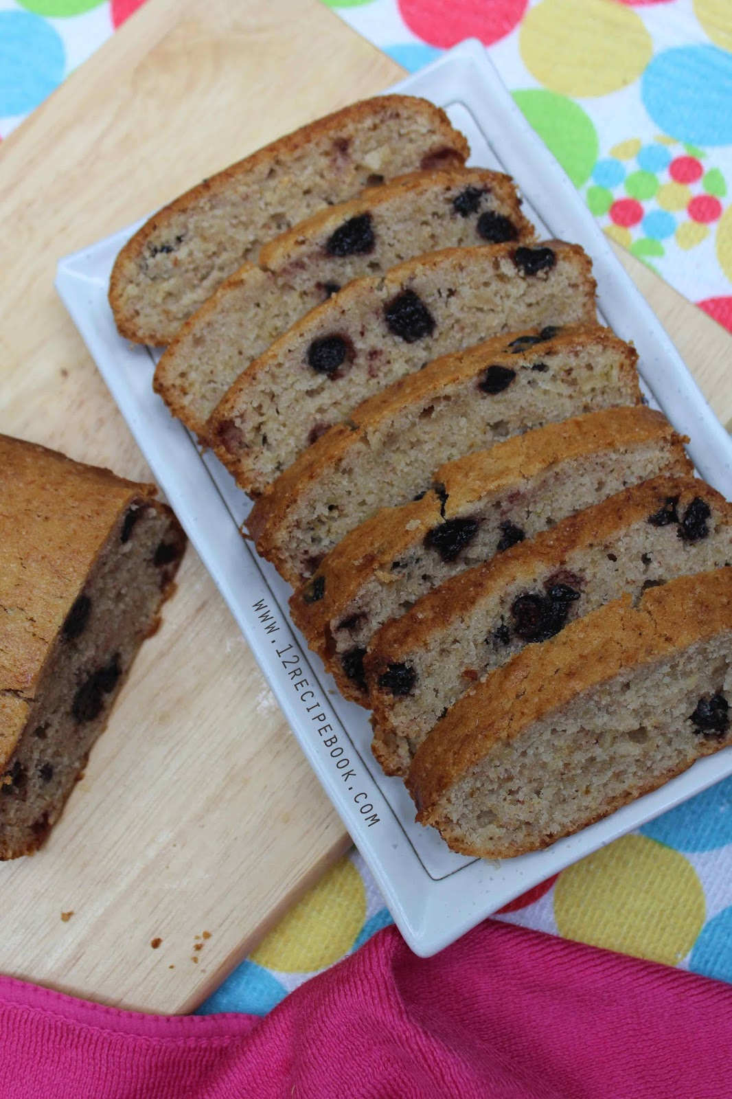 Egg less Banana Loaf Cake