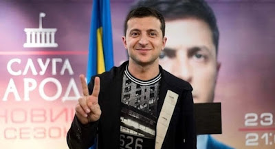 Зеленский отказался баллотироваться на президентских выборах