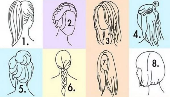 Your Hairstyle Says A Lot About Your Personality