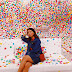 Life is The Heart Of A Rainbow, Art Exhibition by Yayoi Kusama