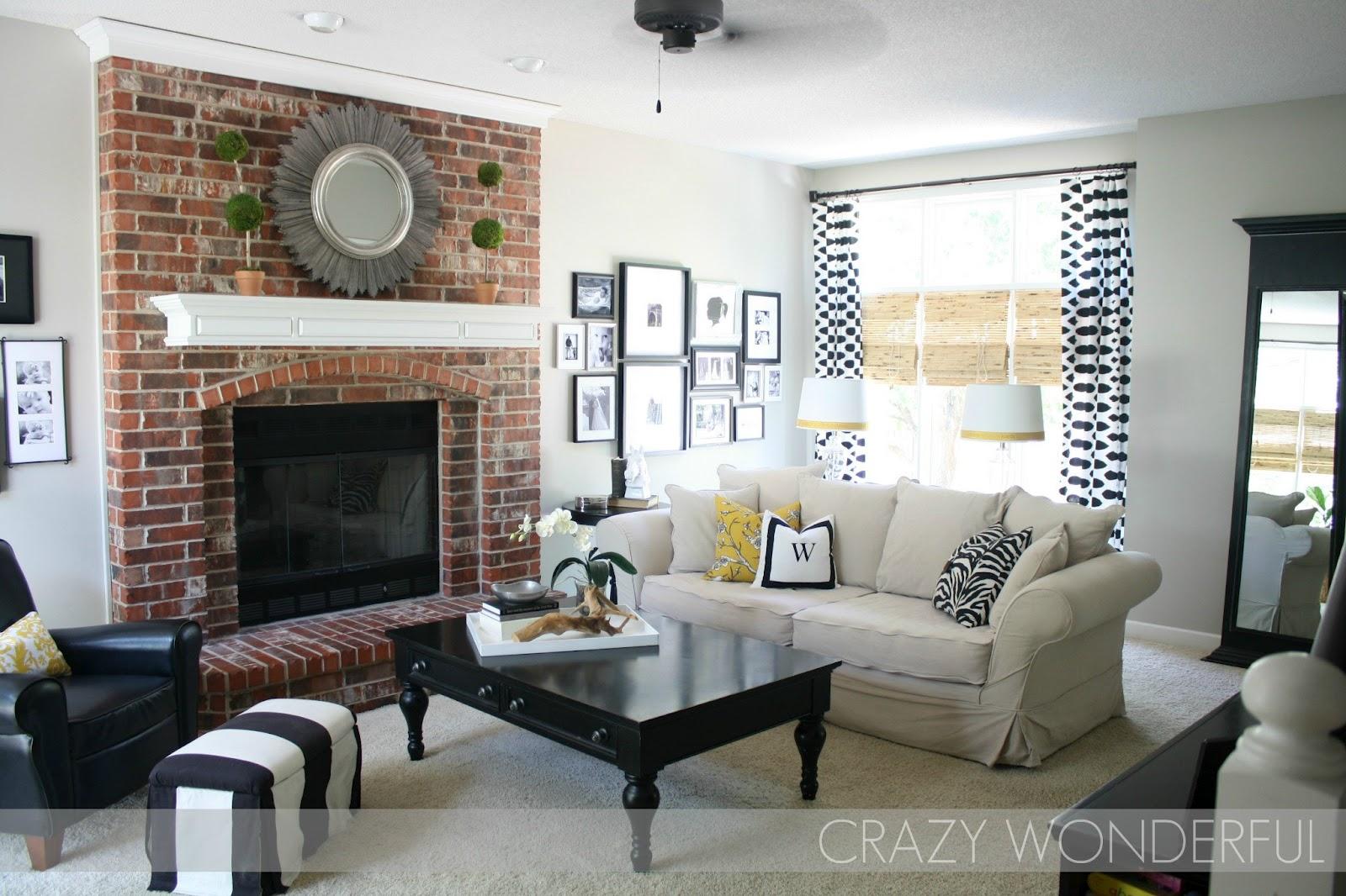 living room paint - Crazy Wonderful