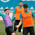 Isco volta a treinar normalmente no Real Madrid