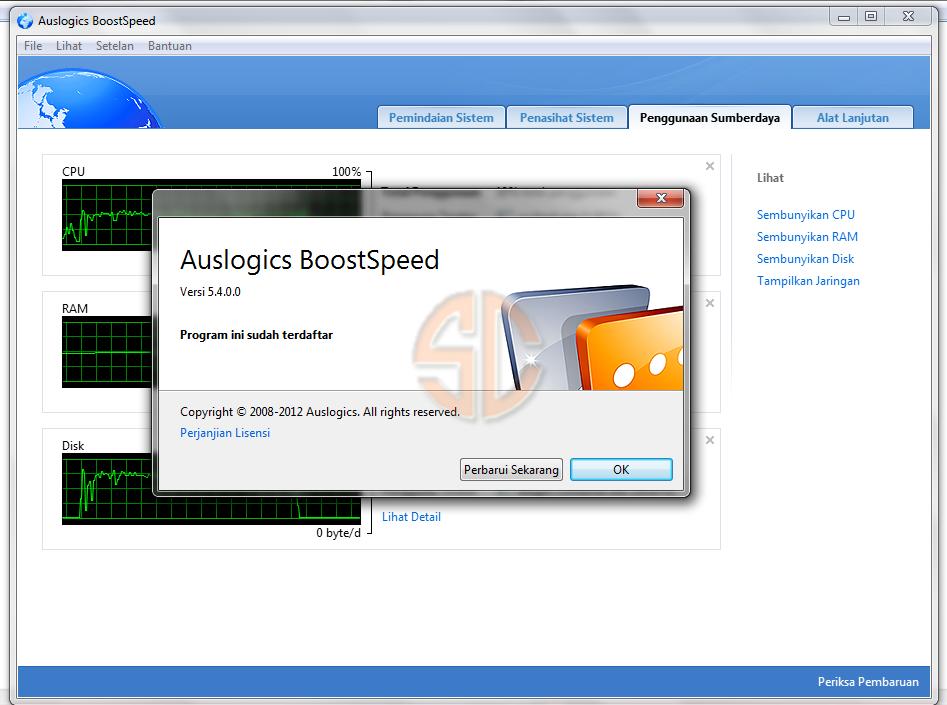AUSLOGICS BOOSTSPEED 5.4.0.0 TO WIN8 СКАЧАТЬ БЕСПЛАТНО